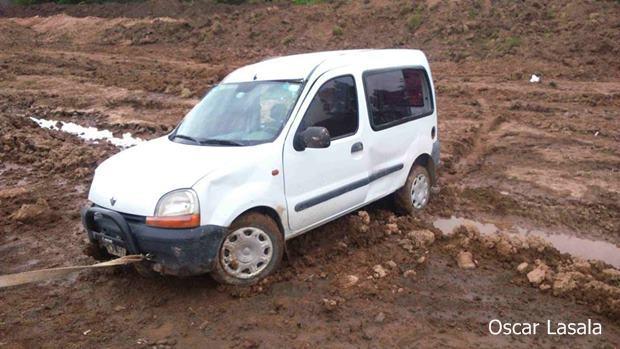 Mercedino detenido tras robo en Suipacha y vuelco en acceso a la ciudad