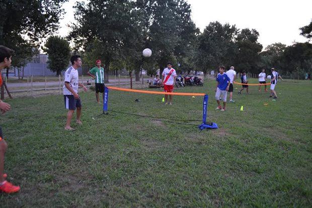Actividades deportivas y recreativas en La Trocha