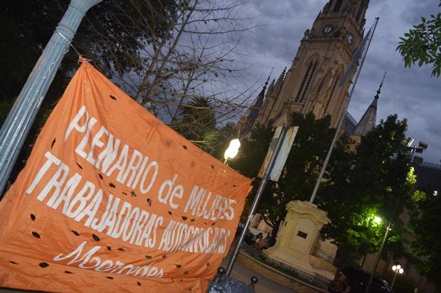 Radio abierta y plenario de mujeres trabajadoras autoconvocadas de Mercedes