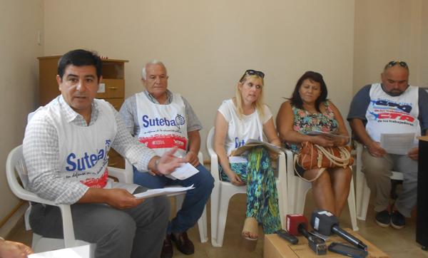 SUTEBA reclama que no se cierren secciones en la región