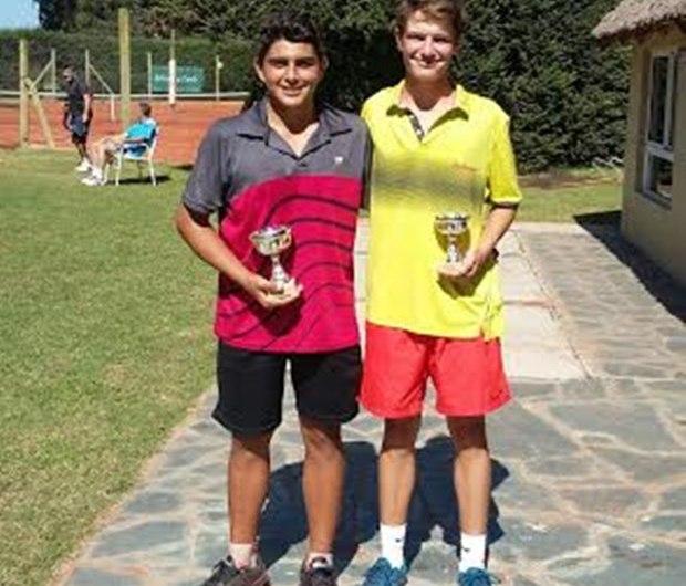 Tenis: Thiago Pernas campeón en Chivilcoy