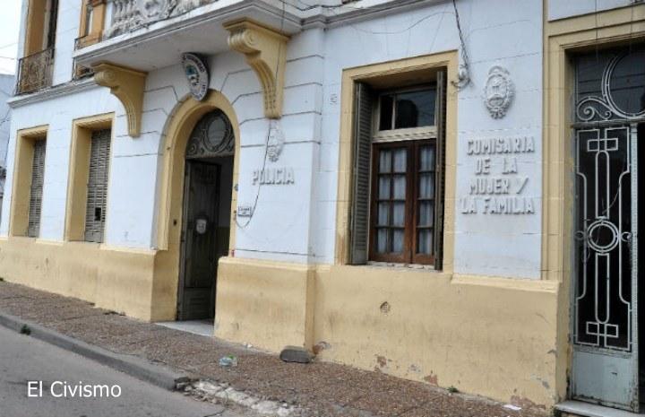 Coordinación Policial Luján también pasa a Departamental Mercedes