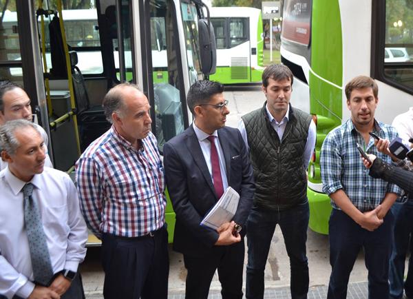 El transporte público de pasajeros comenzaría a funcionar en diez días