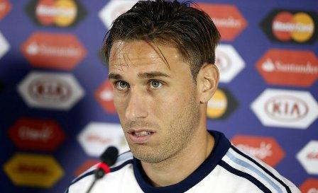 Lucas Biglia, nuevamente convocado a la Copa América