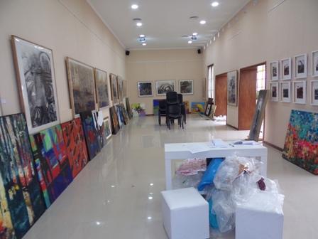 Treinta y seis artistas seleccionados para el Salón de Pintura de Mercedes