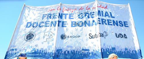 El Frente Gremial Docente demandó por las jubilaciones de oficio