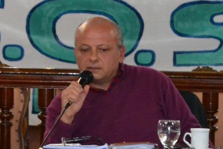 Cestari reclama la concreción de la Delegación en Gowland
