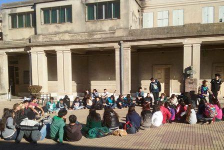 """Se llevó a cabo encuentro regional del Programa """"Jóvenes y Memoria"""""""