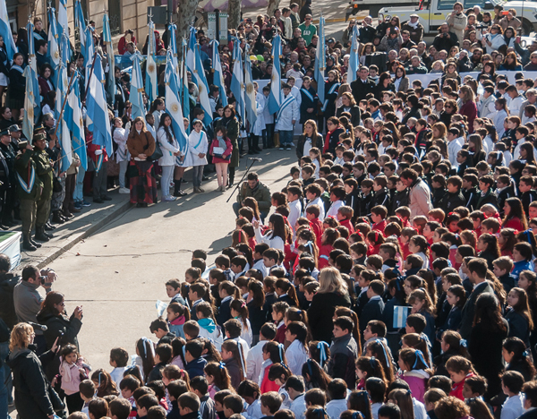 Alumnos realizarán su promesa a la Bandera