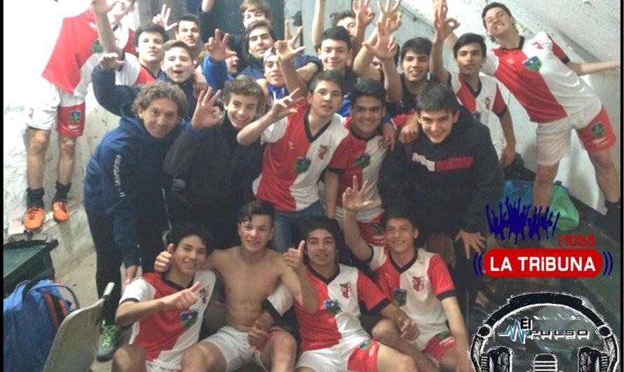 Mercedes venció 3 a 0 a Chivilcoy