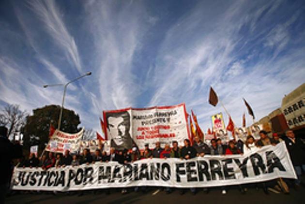 Mariano Ferreyra, a seis años de su asesinato