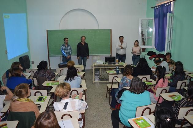 Universidad Pedagógica vuelve a Mercedes a brindar su capacitación