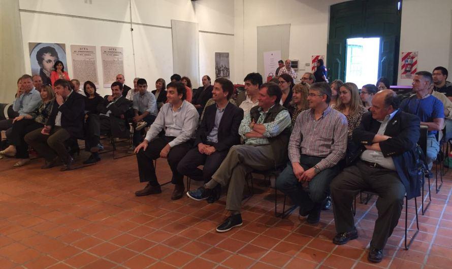 Ustarroz participó y debatió en nuevo encuentro por la Cuenca del Río Luján