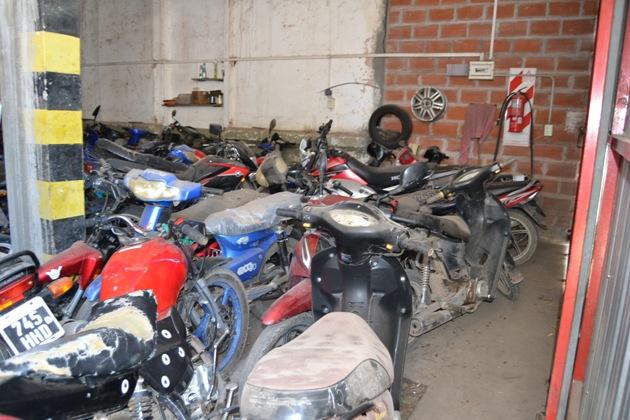 El Municipio compactará y donará vehículos retenidos por infracción