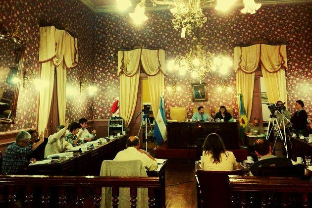Catorce proyectos presentó el bloque del Frente Cambiemos en el HCD