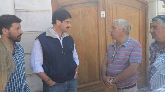 Cambiemos «timbreó» con el Ministro Sarquis