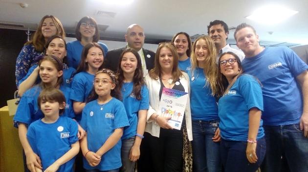 Dirigente de Cambiemos participó de jornada sobre diabetes en Diputados