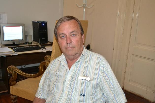 Edgard Killmeate asumirá como nuevo presidente de la UCR