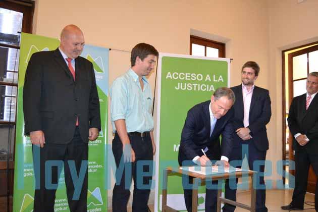 """Provincia y Municipio crean """"Centro de Asistencia a Víctimas y Acceso a Justicia"""""""