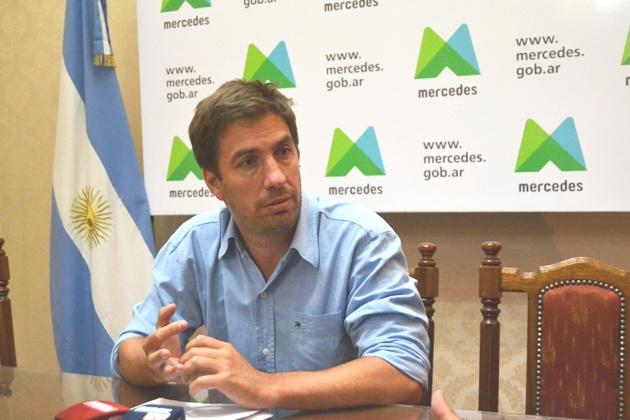 Ustarroz le responde a Benitez por el veto al Presupuesto 2017