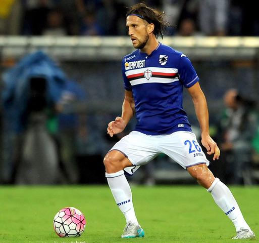 Matías Silvestre renovó contrato con Sampdoria