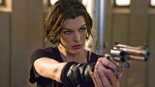 Cine: Bailarina y Resident Evil de estreno