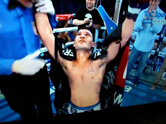 Volvió la piña del Yacaré, campeón Argentino por Ko9