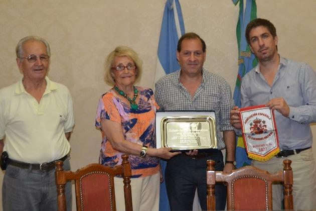 La Asociación Española celebró sus 140 años