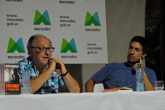 Mario Wainfeld presentó su libro en La Trocha