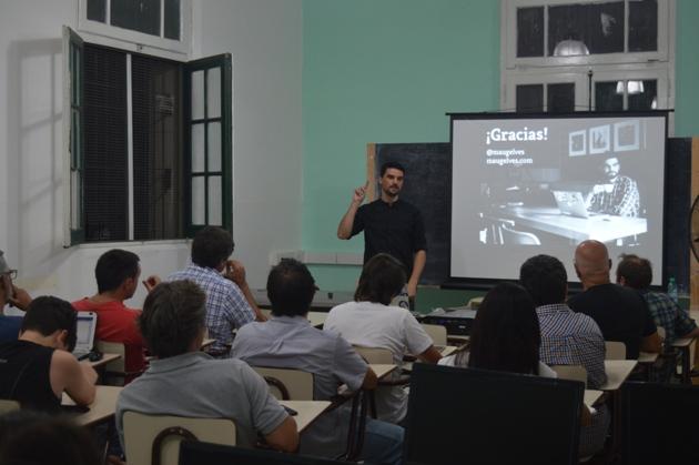Realizaron taller sobre comunidades digitales abiertas