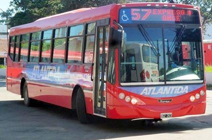 Colectivo: Servicios del 57 ingresarán a Gowland