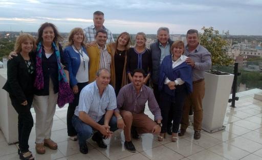 Selva participó de reunión con referentes vitivincolas