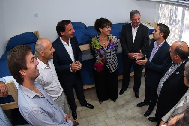 Ustarroz se reunió con la Ministra de Salud Zulma Ortiz