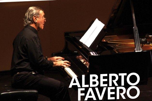 Jazz en el Nacional de la mano de Alberto Favero