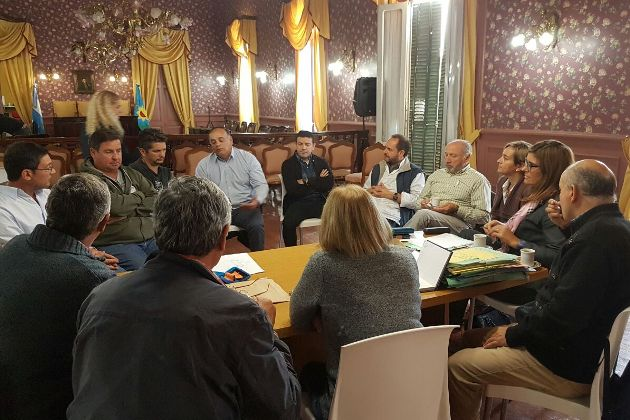 """Concejales buscan ser """"mediadores"""" en el conflicto por los predios que utiliza el Club Unión"""