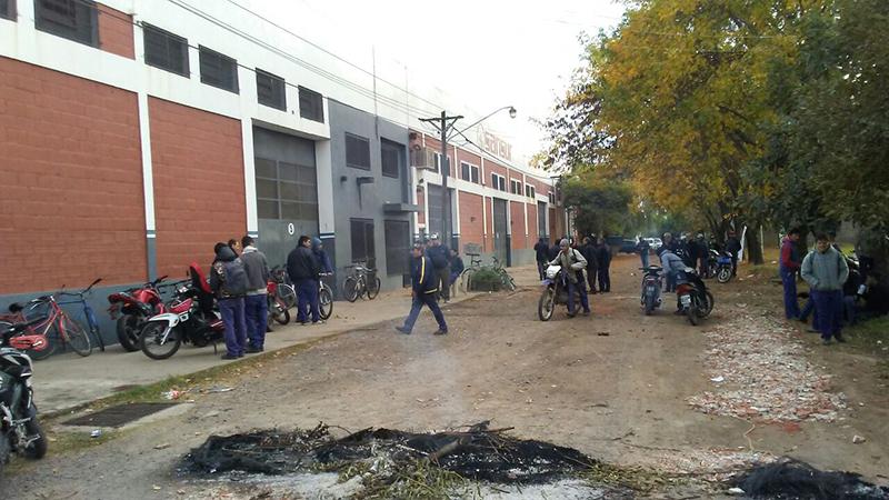 UOM Nacional presente ante denuncias por agresiones en fábrica