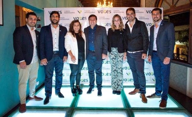 El Frente Renovador lanzó «Vozes» con la participación activa de Sabrina Selva