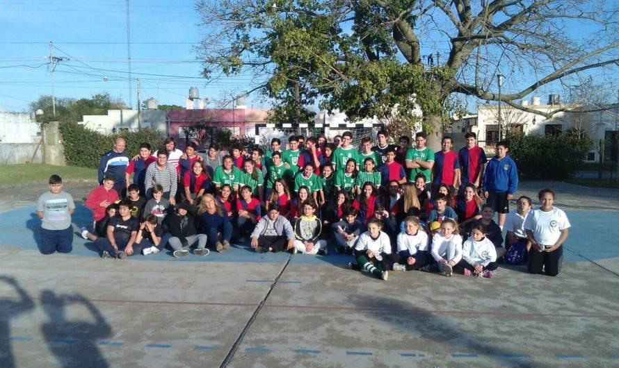 El CEF 40 viajó a San Antonio de Areco