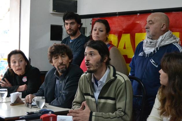 El FIT presentó a sus candidatos para Concejales y Consejeros Escolares