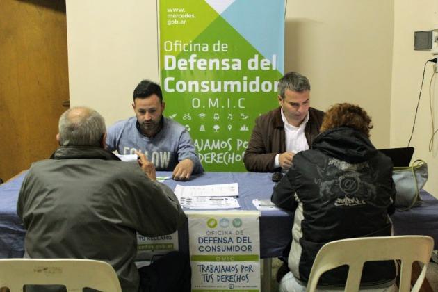 OMIC tramitó tarifas sociales en Gowland