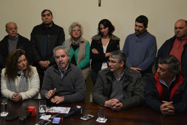 """Felipe Sola: """"No es bueno que un gobierno no tenga un plan de seguridad ni un plan económico expreso"""""""