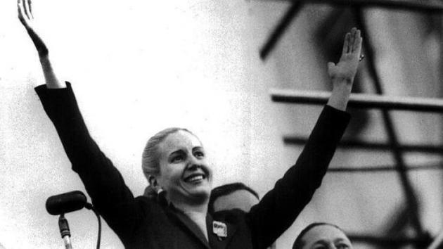 Realizarán actos conmemorativos a la memoria de Eva Perón