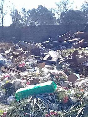 Vecinos denuncian desidia en el Cementerio local
