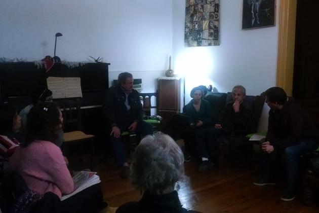 SOS Hábitat invitó a agrupaciones políticas, solo una fue