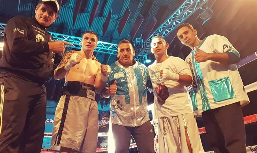 Juan Martínez volverá a pelear a nivel profesional