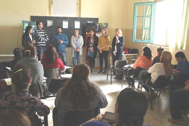 Exitoso inicio del curso  «El Arte de Cuidar»  entre UNLu, Municipio y Fundación OSDE