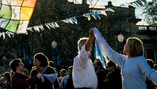 Se realizarán las » XXV Jornadas Nacionales de Folklore» en Mercedes