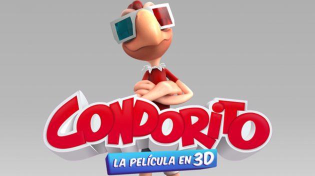 Cine Mercedes: Condorito llega con una Geo-Tormenta