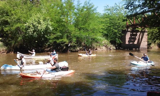 El 12 de noviembre realizarán safari náutico en el Río Luján