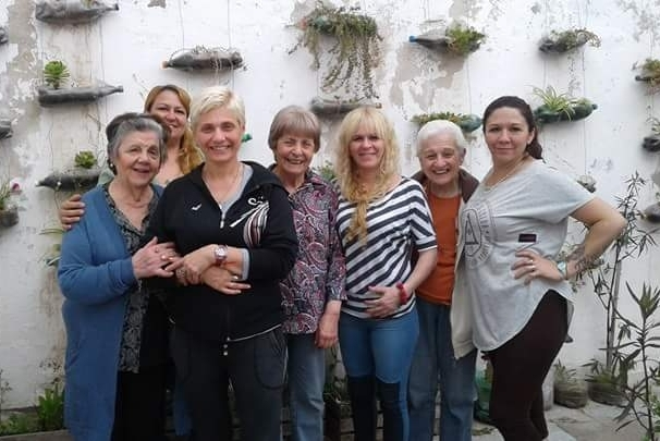 Liga de Madres de Catedral visitó a las internas de la Unidad 5